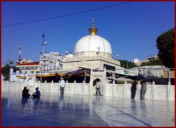 Shrine of hazrat khwaja garib nawaz moinuddin chisti ajmeri ra 7 of 7 shrine of hazrat khwaja gharib nawaz ra ajmarindia thecheapjerseys Gallery
